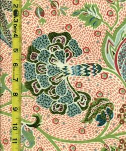 Floral Fruit Leaves 6/7/14