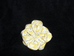 Lotus Origami Napkin Fold