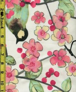 Floral Fruit Leaves 4/28/15